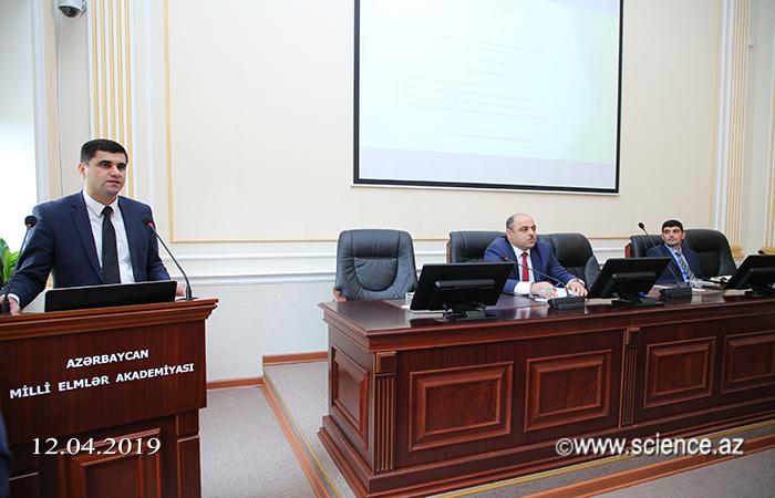Elmmetrik bazalar və akademik sosial şəbəkələrdən istifadə qaydalarına dair seminar keçirilib